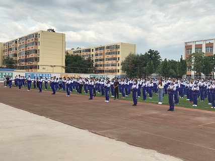 2020年9月1日,银川市第二十四中学举行2020—2021学年开学典礼 (4).jpg